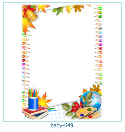 baby Photo frame 649