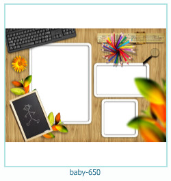 baby Photo frame 650