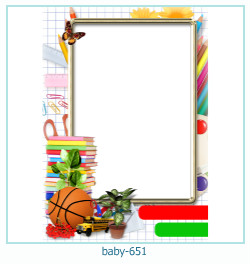 baby Photo frame 651