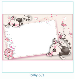 baby Photo frame 653
