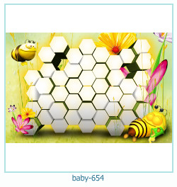 baby Photo frame 654