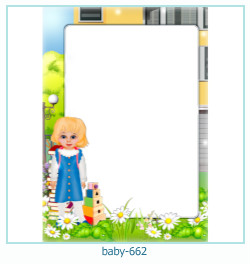 baby Photo frame 662