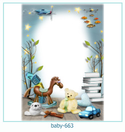 baby Photo frame 663