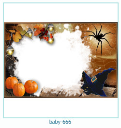 baby Photo frame 666