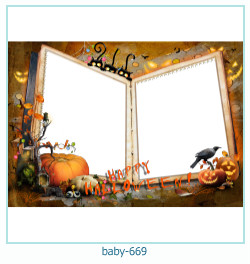 baby Photo frame 669