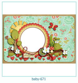baby Photo frame 671