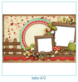 baby Photo frame 672