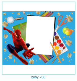 baby Photo frame 706