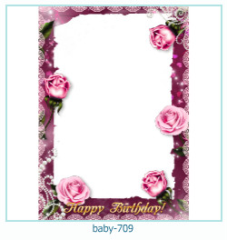 baby Photo frame 709