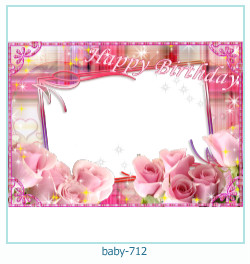 baby Photo frame 712