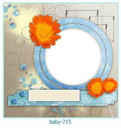 baby Photo frame 715