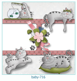 baby Photo frame 716