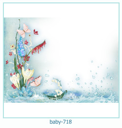baby Photo frame 718