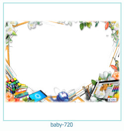 baby Photo frame 720