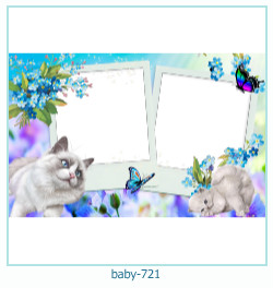 baby Photo frame 721