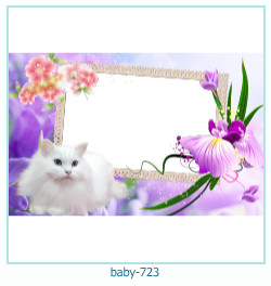 baby Photo frame 723