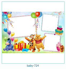 baby Photo frame 724