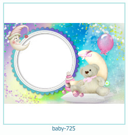 baby Photo frame 725