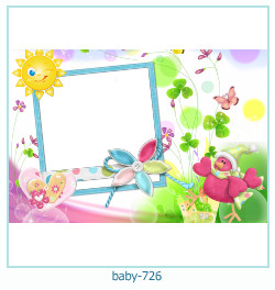 baby Photo frame 726