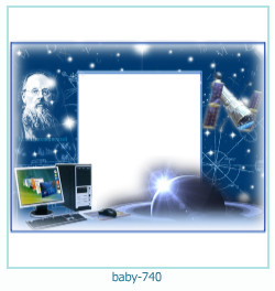 baby Photo frame 740