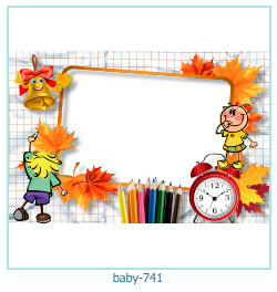 baby Photo frame 741