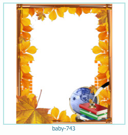 baby Photo frame 743