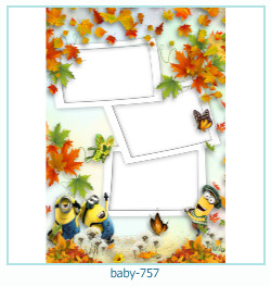 baby Photo frame 757
