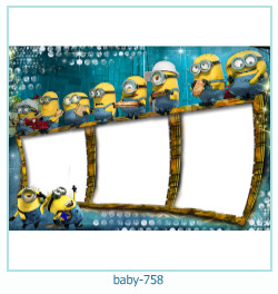 baby Photo frame 758