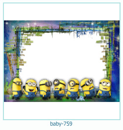 baby Photo frame 759