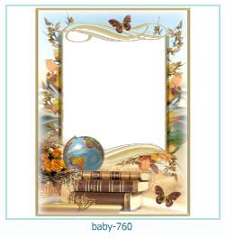 Baby-Fotorahmen 760