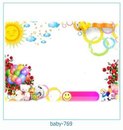 Baby-Fotorahmen 769