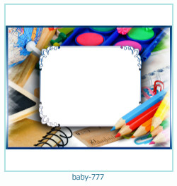 baby Photo frame 777
