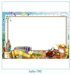 baby Photo frame 780