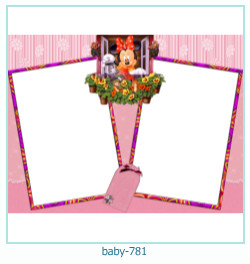 baby Photo frame 781