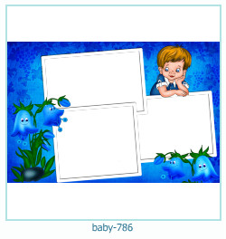 baby Photo frame 786