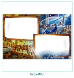 bebê Photo Frame 800