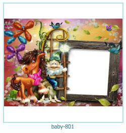 bebê Photo Frame 801