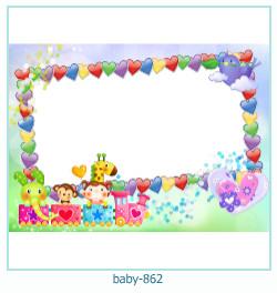 bebê Photo Frame 862