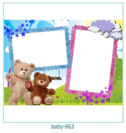 bebê Photo Frame 863