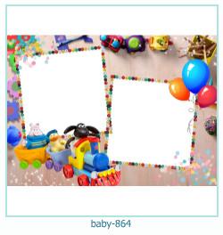 bebê Photo Frame 864