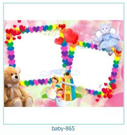 bebê Photo Frame 865