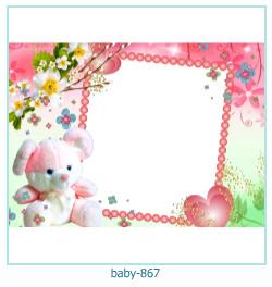 bebê Photo Frame 867