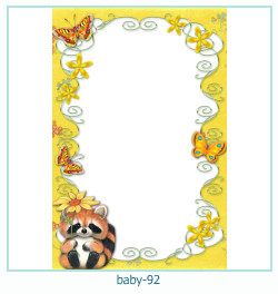 baby Photo frame 92
