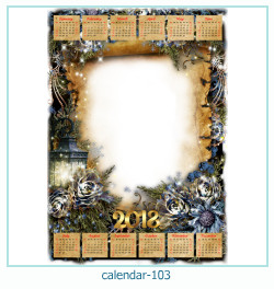 calendrier cadre photo 103