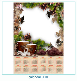 calendrier cadre photo 110