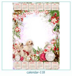 Kalender Fotorahmen 118