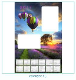 calendrier cadre photo 13