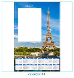 calendrier cadre photo 14