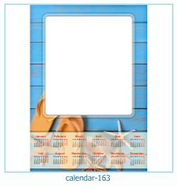 कैलेंडर फोटो फ्रेम 163
