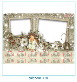 calendar photo frame 170